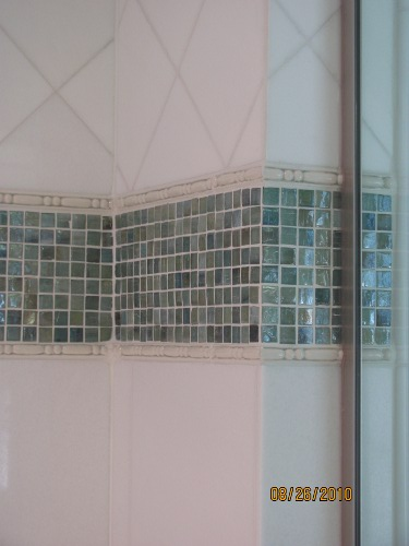 Ceramic Tile Accents Tile Design Ideas - Glass accent tiles for bathroom